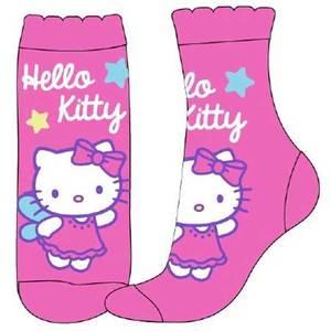 Bilde av Sokker - Hello Kitty - Rosa
