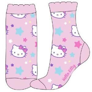 Bilde av Sokker - Hello Kitty - Lyserosa