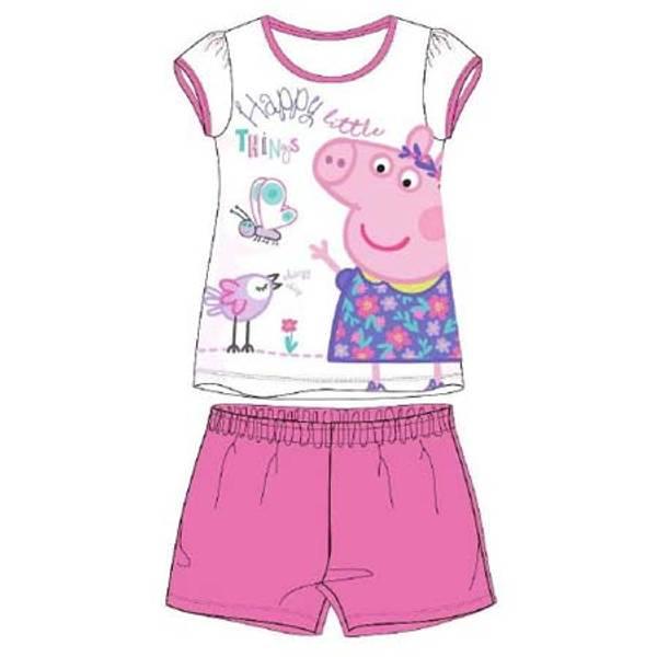 Sommersett - Peppa Gris - Happy Little Things - Rosa