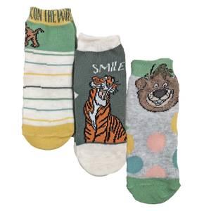 Bilde av 3pk sokker - Jungelboken