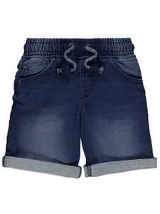 Bilde av Jersey denim shorts