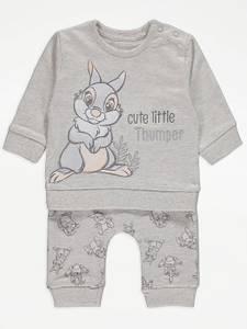 Bilde av Joggedress - Bambi - Cute Little Thumper