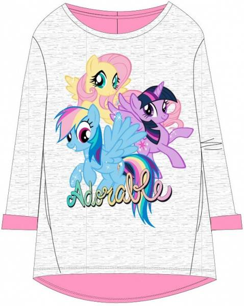 Kjole - My Little Pony - Adorable - Grå