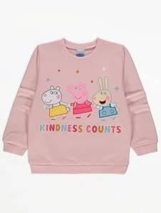 Bilde av Sweatshirt - Peppa Gris - Kindness matters
