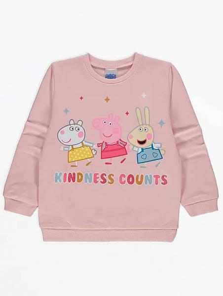 Sweatshirt - Peppa Gris - Kindness matters