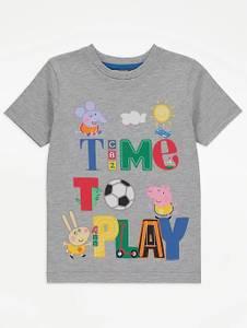 Bilde av T-skjorte - Georg Gris - Time to play