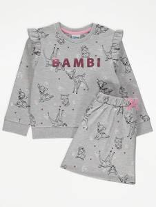 Bilde av Todelt sett - Bambi