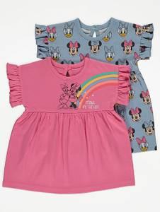 Bilde av 2pk kjole - Minnie og Dolly - Friends are the