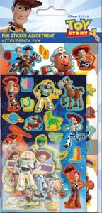 Bilde av Klistremerkesamling - Toy Story 4