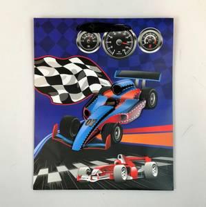 Bilde av Liten gavepose - Racerbil