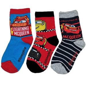 Bilde av 3pk sokker - Cars motiv