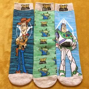 Bilde av 3pk sokker - Toy Story 4