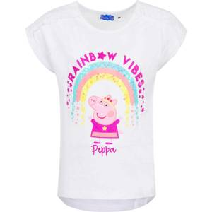 Bilde av T-skjorte - Peppa Gris - Rainbow Vibes