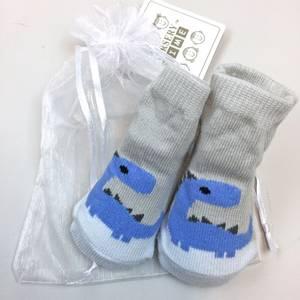 Bilde av Sokker i gavepose - Dinosaur