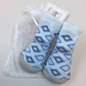 Bilde av Sokker i gavepose - Ruter