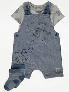 Bilde av Seleshortssett og sokker - Dumbo