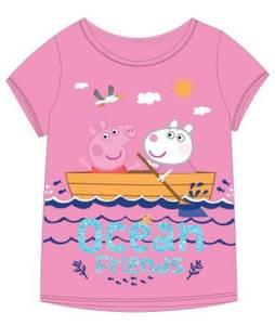 Bilde av T-skjorte - Peppa Gris - Ocean Friends