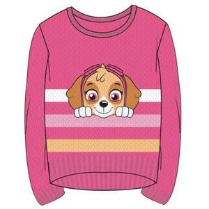 Bilde av Tynn maskinstrikket genser - Paw Patrol - Skye