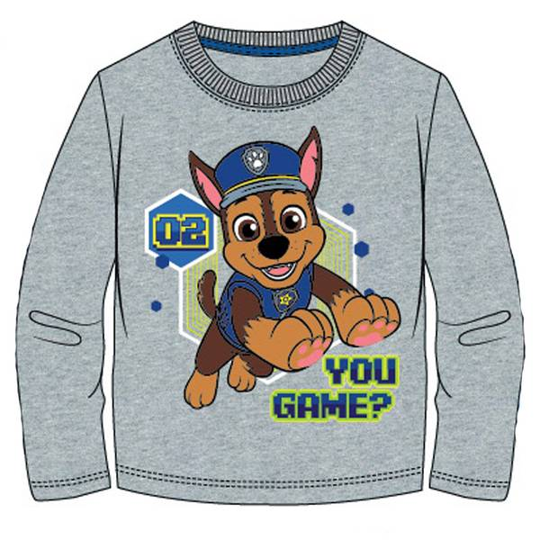 Genser - Paw Patrol - Chase - You game?