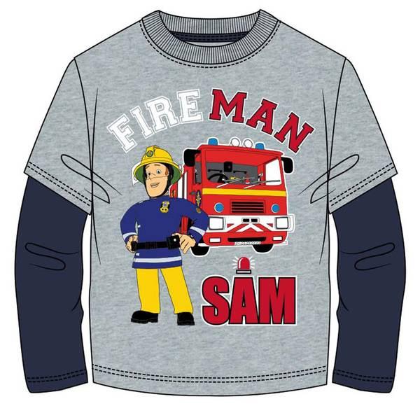 Blokkfarget genser - Brannmann Sam