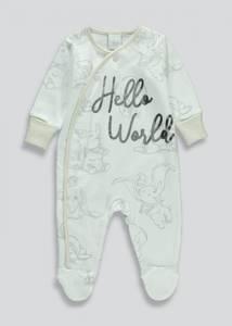 Bilde av Bomullsheldrakt - Dumbo - Hello World
