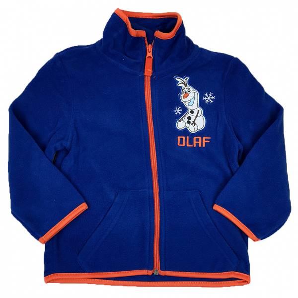 Fleecejakke - Frost - Olaf - Blå