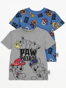 Bilde av 2pk t-skjorte - Paw Patrol