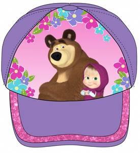 Bilde av Caps - Masha & Mishka - Lilla