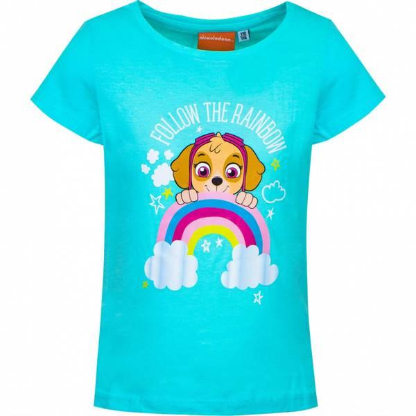T-skjorte - Paw Patrol - Follow the rainbow