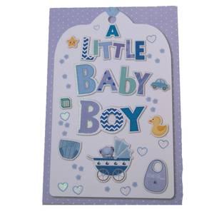Bilde av Kort - A Little Baby Boy
