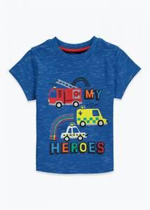 Bilde av T-skjorte - My heroes