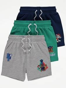 Bilde av 3pk shorts - Paw Patrol
