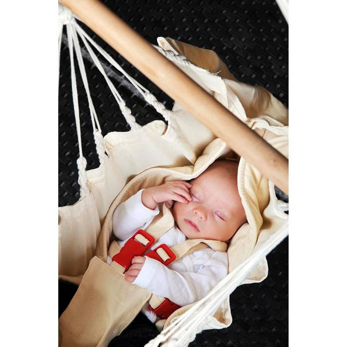 Yayita Baby hengekøye organisk bomull