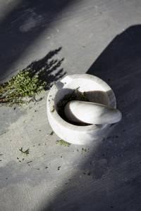Bilde av Marmor morter Nicolas Vahe