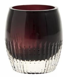 Bilde av Glass votive burgunder (se notat)