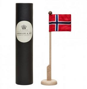 Bilde av Bordflaggstang av tre