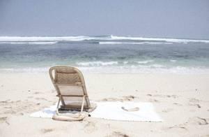 Bilde av Luxury Beach strandstol ca 25.6