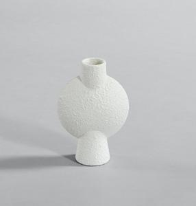 Bilde av Sphere Bubl vase mini hvit se notat
