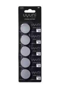 Bilde av Uyuni batterier telys 5pk