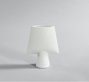 Bilde av Sphere Bubl vase square mini hvit se notat