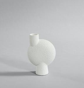 Bilde av Sphere Bubl vase medio hvit se notat