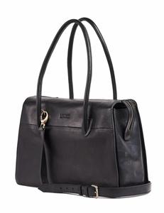 Bilde av Kate - Black Stromboli Leather