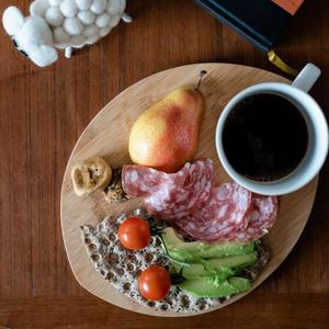 Bilde av Bamboo Selje Frokostbrett