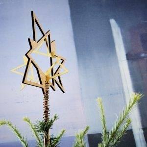 Bilde av kommer ca 15.12 Oak Men Twinkle stjerne til