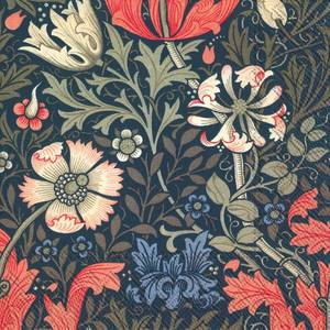 Bilde av Blomster servietter