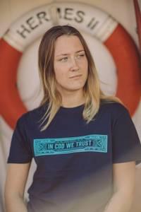 Bilde av In cod we trust unisex