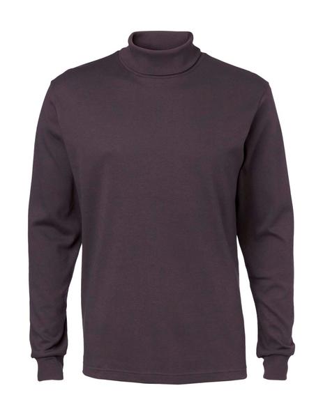 Bilde av Clipper grå høyhalset genser