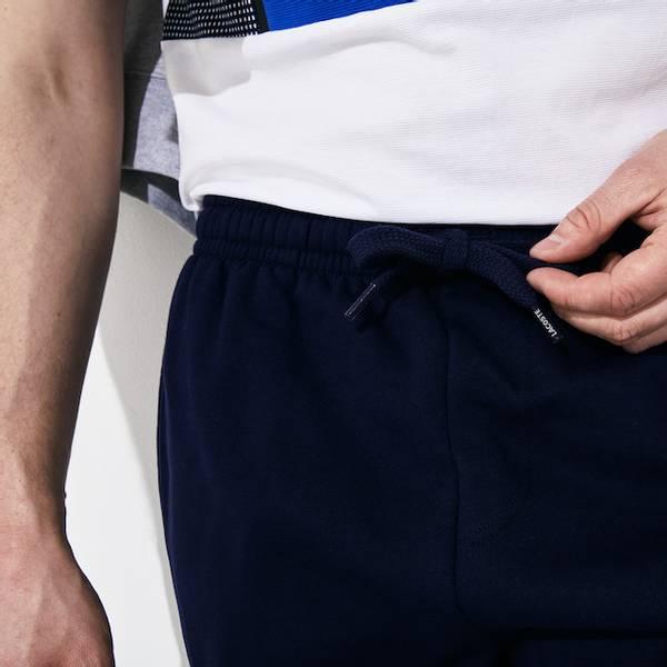 Bilde av Lacoste Sport  Blå shorts