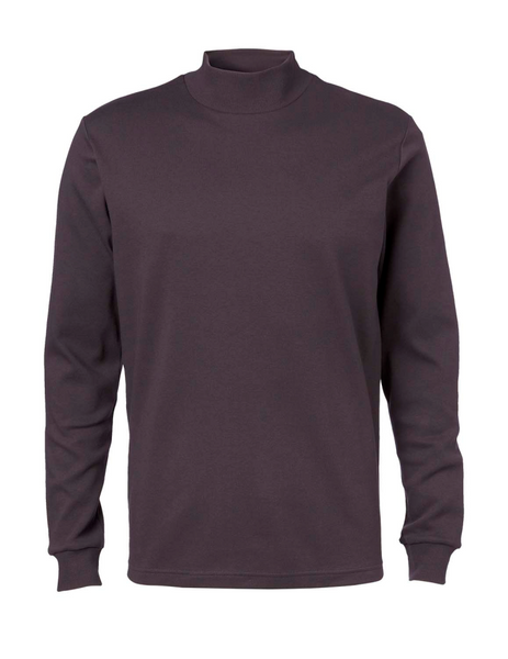 Bilde av Clipper grå høyhalset genser, turtle neck