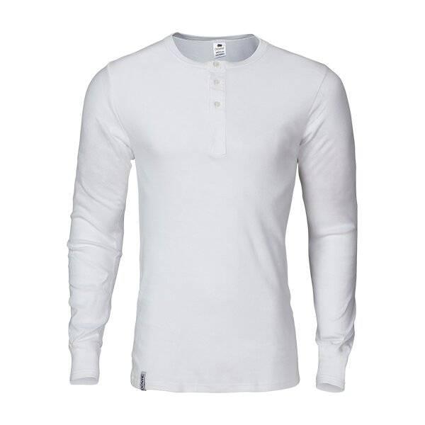 Bilde av Dovre hvit bestefar trøye